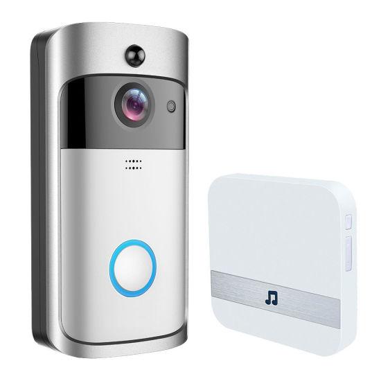 China Wireless WiFi Video Doorbell Camera IP 720p Ring Door
