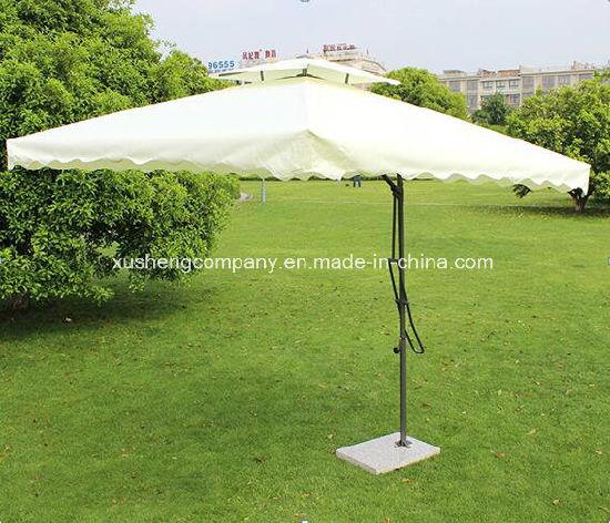 Hot Sell Outdoor Steel Garden Patio Umbrella/Parasol