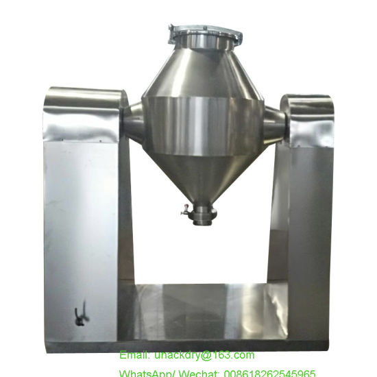 High Quality Double Cone Rotary Vacuum Dryer Szg-1500 50-140º C pictures & photos