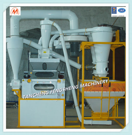 30tpd to 500tpd Wheat Corn etc Flour Mill Plant Machines pictures & photos