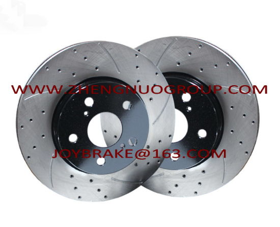 Professional Manufacture Hot Sell Brake System Brake Disc for Lamborghini pictures & photos