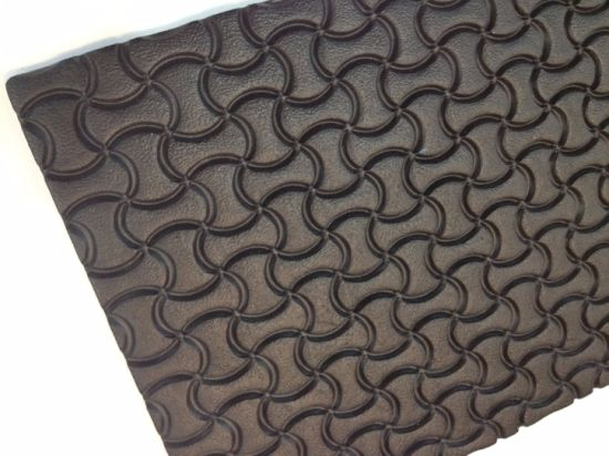 Conductive Large High-Density EVA Foam Rubber Building Sheets