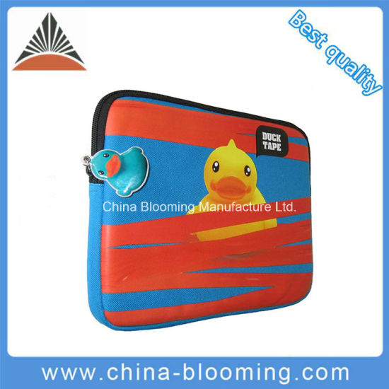 Polyester Notebook Sleeve Computer Bag Tablet Laptop Case