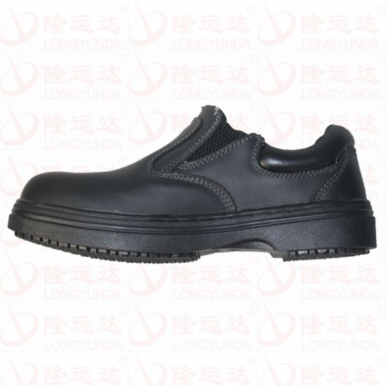 China Genuine Leather PU Outsole Src