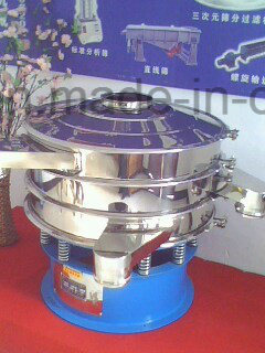 Zs Series Vibrating Screen for Foodstuff Industry pictures & photos