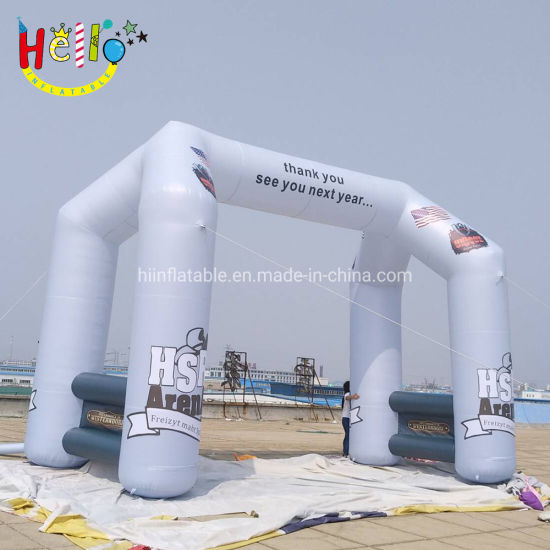 Inflatable Advertising Entryway Arch Archway Entryway