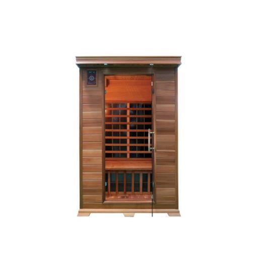 Red Cedar 2 Person Capacity Far Infrared Saunas