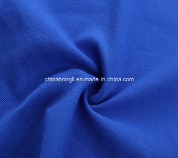 High Quality C/Sp 95/5, 200 GSM, Pique Knitting Fabric for Polo Garment