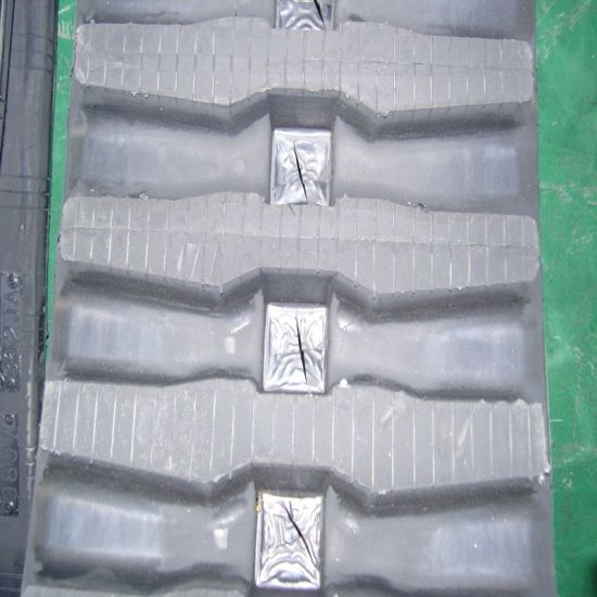 Rubber Tracks for Yanmar Carrier C30r - 1 From Japan 320X90sx56 pictures & photos