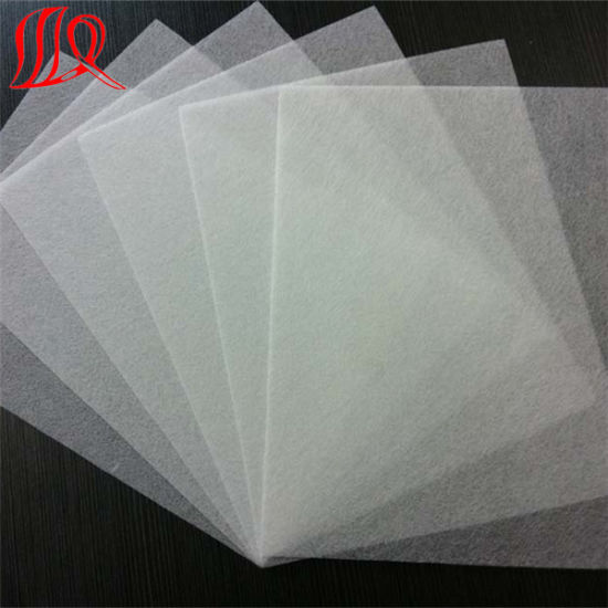 High Quality Fiberglass Tissue with Reinforced Yarn pictures & photos