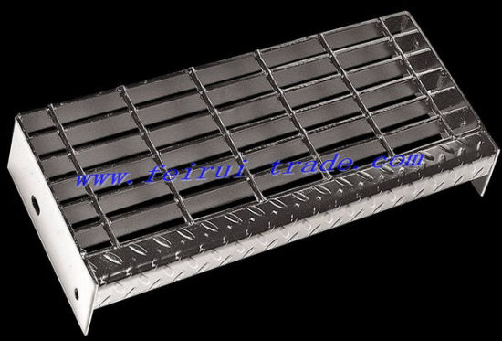 Stainless Steel Grating for Floor Trap Grating and Staircase pictures & photos