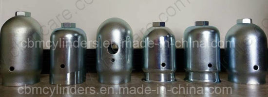 Gas Cylinder Caps with Various Colors pictures & photos