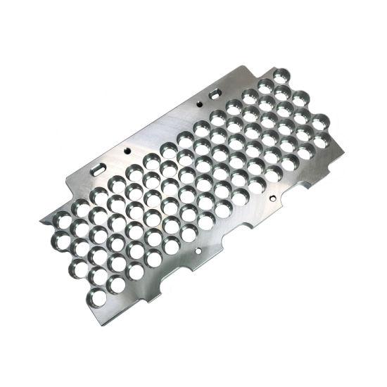 LED Light Spare Parts CNC Precision Machined Parts Aluminium Parts
