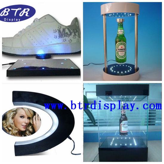 Custom Acrylic Floating Magnetic Levitation Display