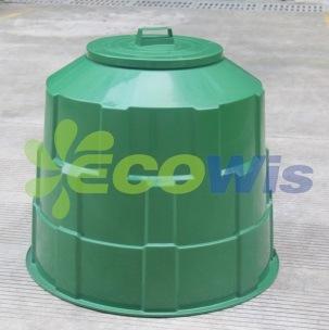 Outdoor Garden Bin with Wheels China Manufacturer Supplier