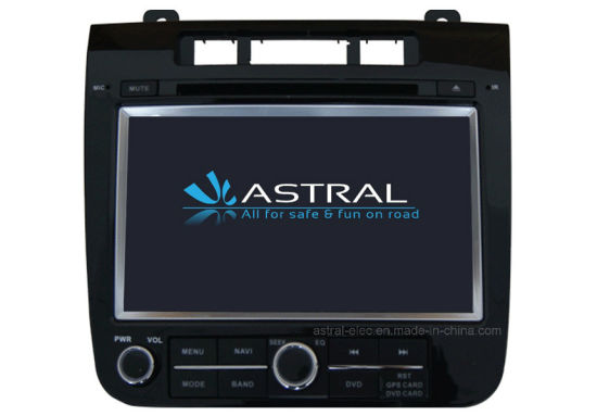 Cerato Car DVD Player for Touareg 2010-13 From Factory pictures & photos