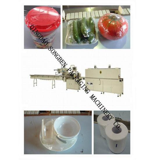 Vegetable Shrink Packaging Machine (SFR 450)