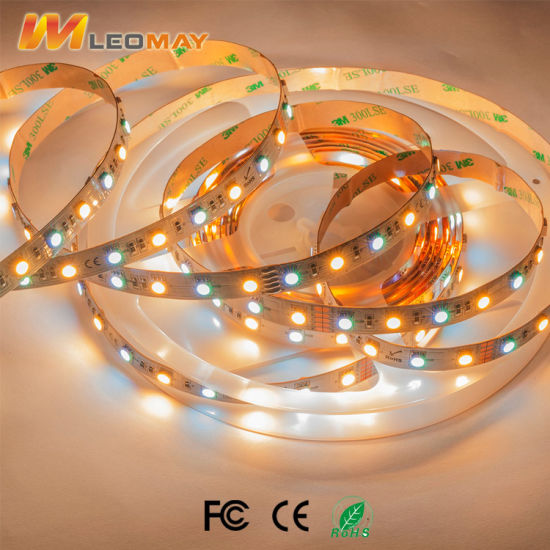 RGBW 14.4W SMD5050 Flexible LED Strip Light pictures & photos