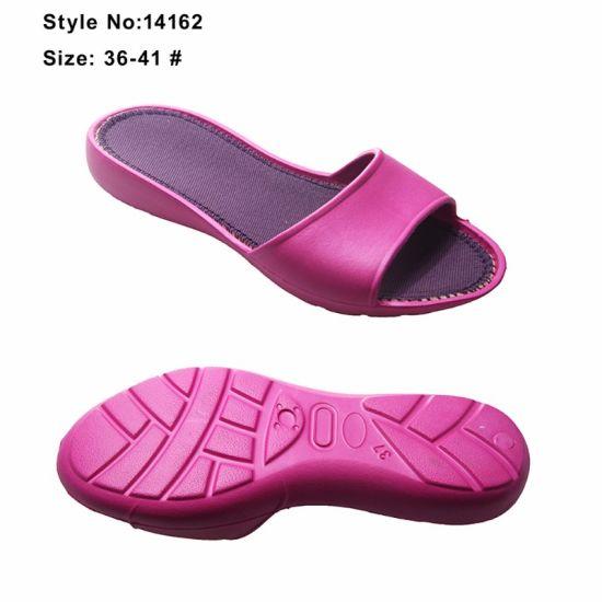 0115b63e70e China Good Design High Quality Woman Slipper