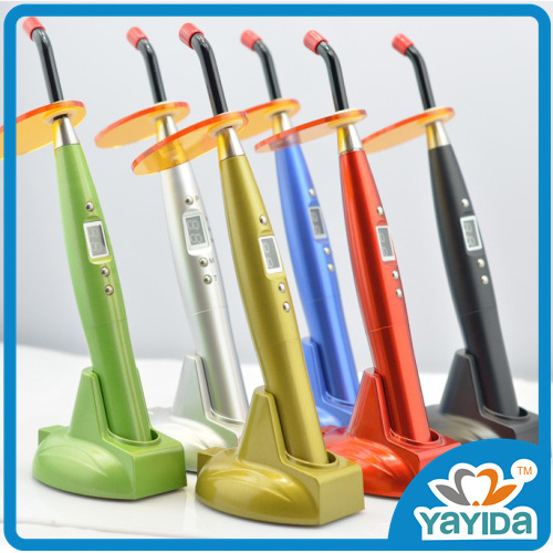 Hot Sales Colorful Dental Plastic Body Curing Light / Light Cure pictures & photos