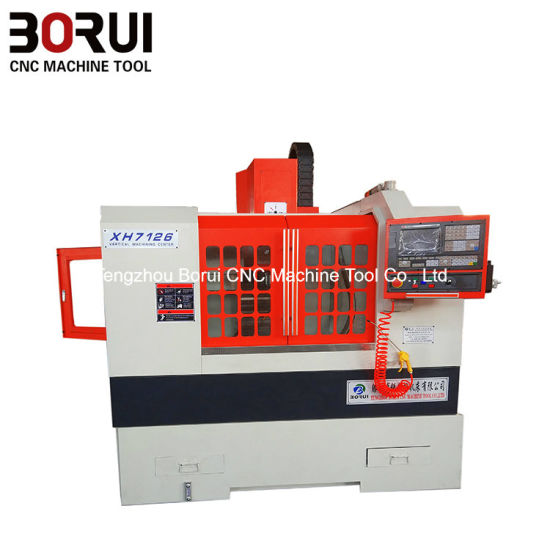 Best Price CNC Milling Machine for Metal Parts Processing Xk (H) 7126
