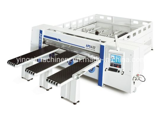Aps632 Computer Panel Saw for Wood Cutting