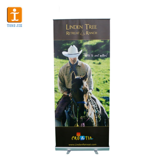 China Design Pull Up Banner Scrolling Roll Up Banner Display Stand Awesome Pull Up Display Stands