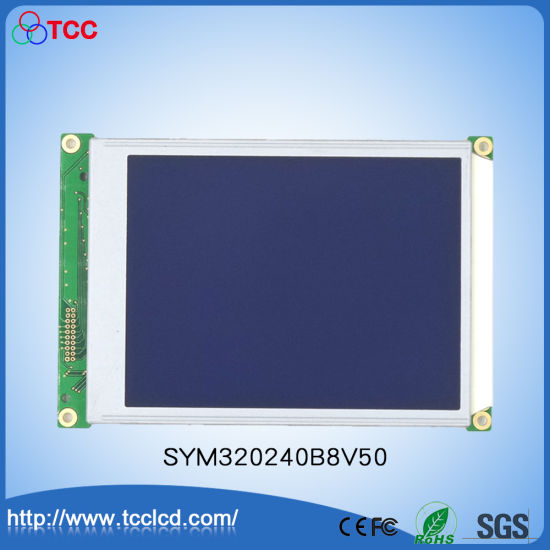 320X240 Dots 5.7'' Inch LCD 6' Clock Display 320*240 Pitch=2.0 Interface LCD Module