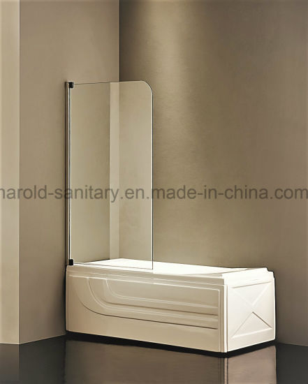 HR P009 Lift Off Swing Shower Screen / Bathtub Screen