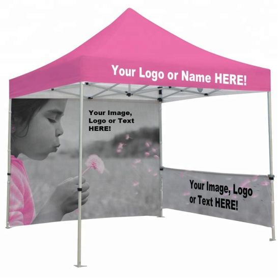 Exhibition Booth Portable Folding Event Outdoor Trade Show Tent