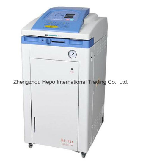 High End Full Automatic Electrical Interlocking High Pressure Steam Sterilizer pictures & photos