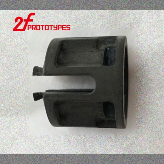 CNC Machining PA Nylon Prototypes Electronic OEM Customized 5 Axis Milling Automatic Parts ISO RoHS Approved