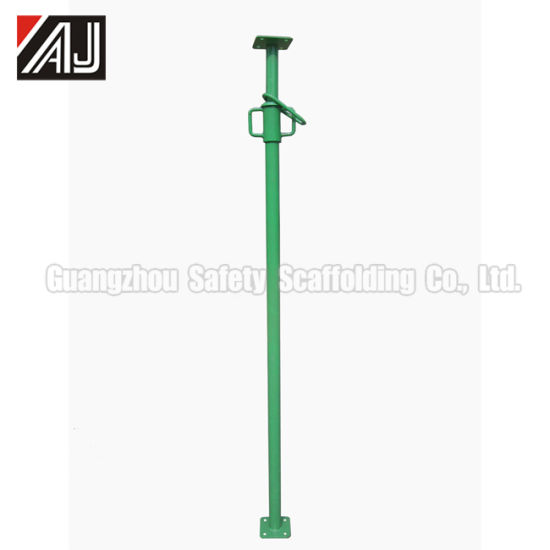 Heavy Duty Scaffolding Adjustable Steel Prop for Slab Supporting, Guangzhou Factory pictures & photos
