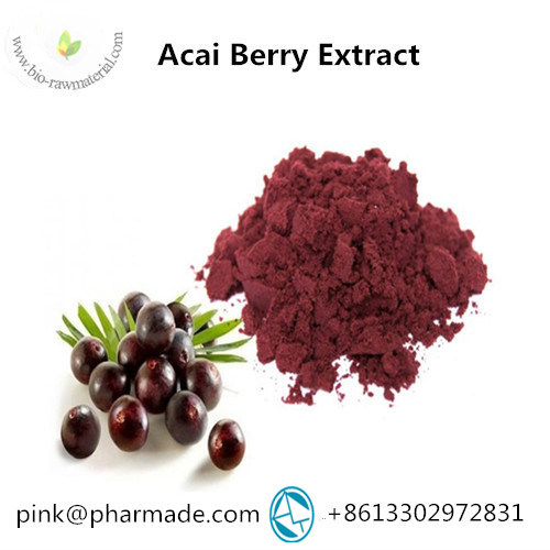 Acai Berry Extract Amino Acid Raw Powder Supply pictures & photos