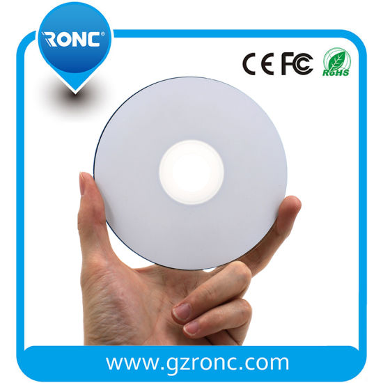 picture regarding Inkjet Printable Cds referred to as China Blank CD-R White Inkjet Printable CD-R 700MB 80min