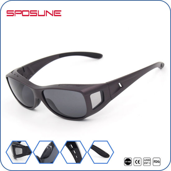 7017b6194b4 Fishing Beach Sunglasses Anti-Glare Clip on Outdoor UV400 Protection  Sunglasses pictures   photos