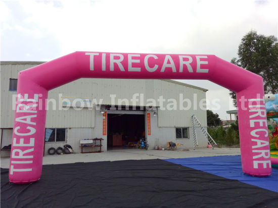 Customized Inflatable Arch for Advertising pictures & photos