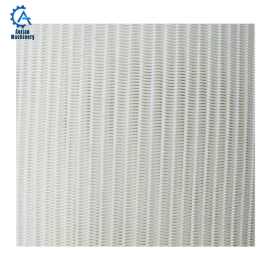 Spiral Polyester Dryer Mesh Fabric for Paper Machine