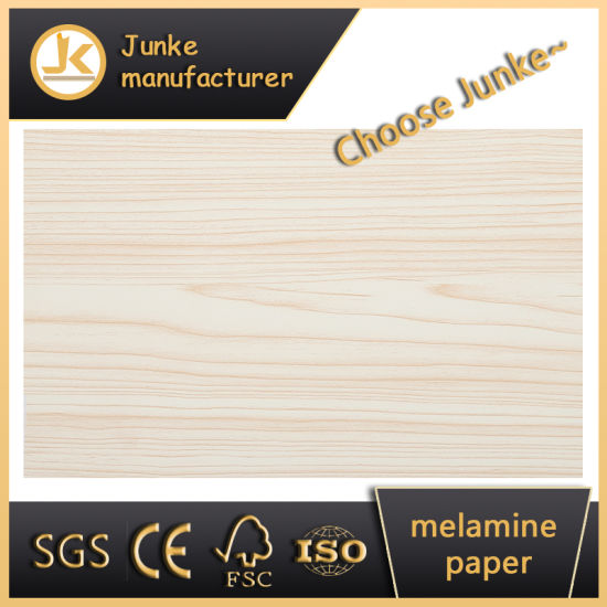 Decorative Melamine Paper for MDF and Plywood in China