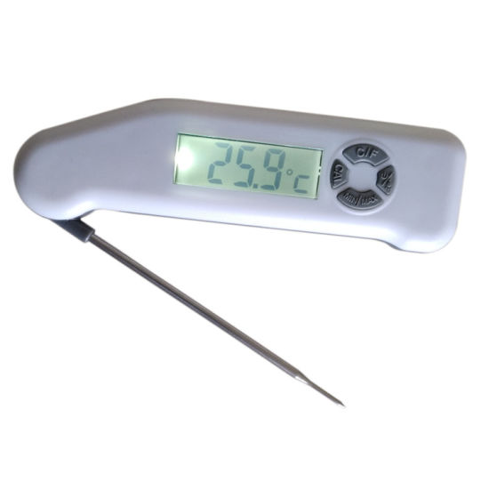 Wholesale New Instant Read LCD Backlight Digital Food Probe Meat Thermometer