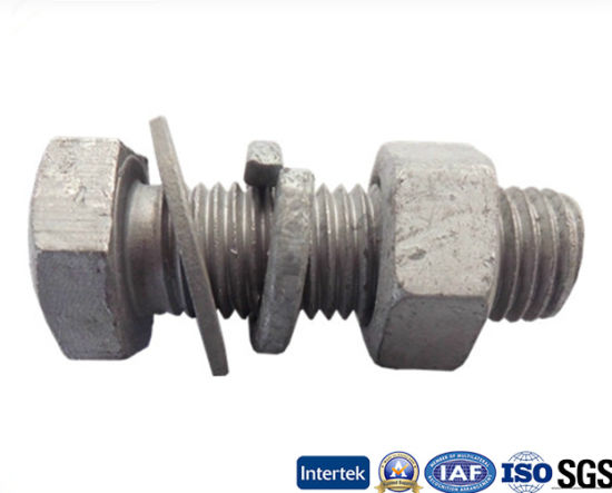 High Strength Heavy Hex Bolts and Heavy Hex Nut