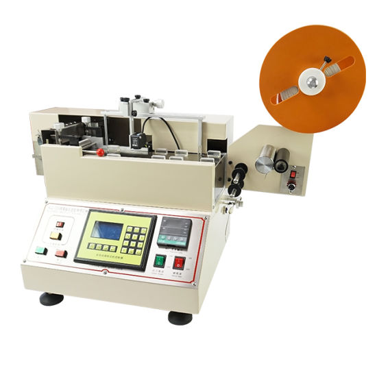High Speed Automatic Cold and Hot Cutting Woven Label Cutting Machine Wl-103/103A/103b