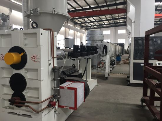 PVC HDPE PE PP PPR CPVC/LDPE Conduit Tube/ Water Sewage Pipe/ Door Board/Fence/PS Foaming Profile/Sheet Extrusion Production Line