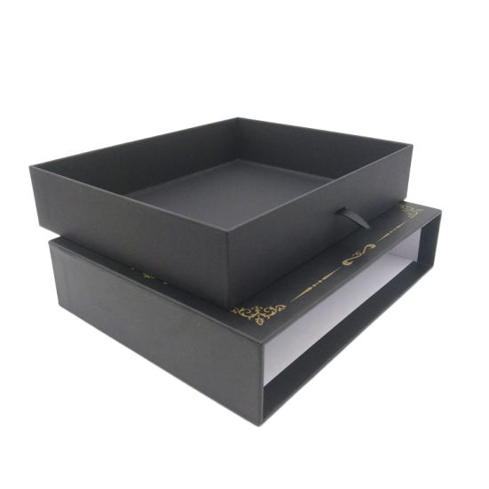 High End Printing Box Cardboard Drawer Box for Gifts Packaging
