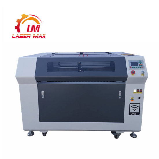 Ruida System High Speed WiFi Control CO2 Laser Cutting Engraving Machine for Nonmetal