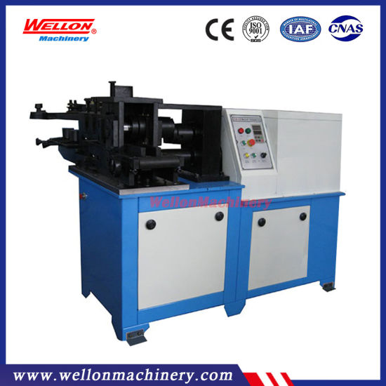 Metal Craft Automatic Pipe Cold Rolling Embossing Coining Machine JGH-60