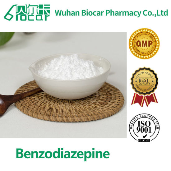 Best Selling USP Standard Benzodiazepine CAS 12794-10-4 with Safe Delivery
