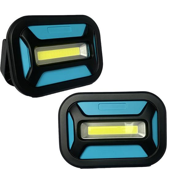 Portable LED Work Light, COB Flood Lights, Job Site Lighting, Super Bright Waterproof for Outdoor Camping Hiking Car Repairing Fishing