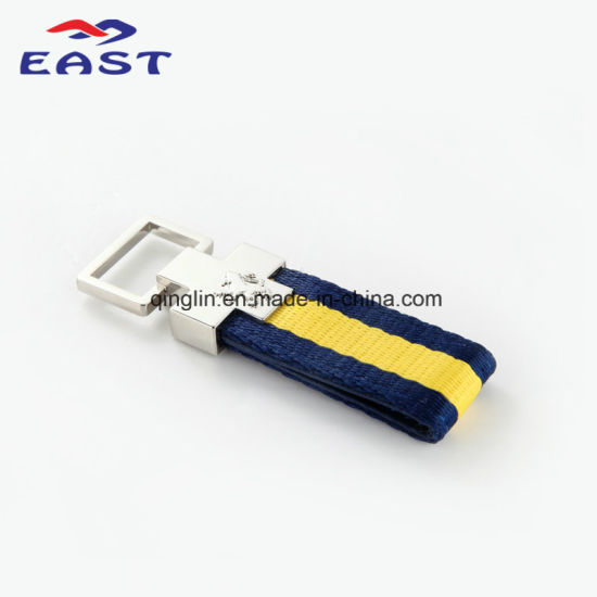 New Design Rainbow Polyester Key Holder for Promotion pictures & photos