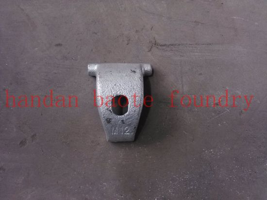 High Duty Railway Casting Product